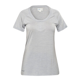 Bergans Sveve Shortsleeve Shirt Women grey